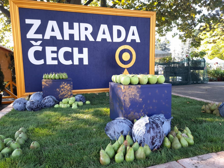 ZAHRADA ČECH 2021